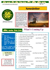 FCCC June 2017 Newsletter