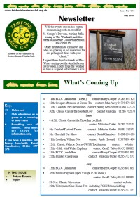 FCCC May 2016 Newsletter